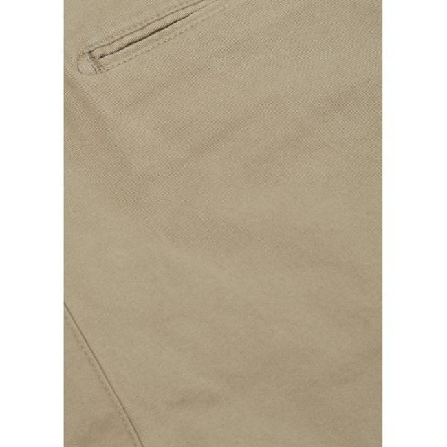 Short chino beige en coton bio - Knowledge Cotton Apparel num 3
