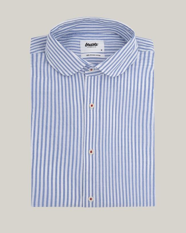 Sakuraya tea essential shirt - Brava Fabrics num 1