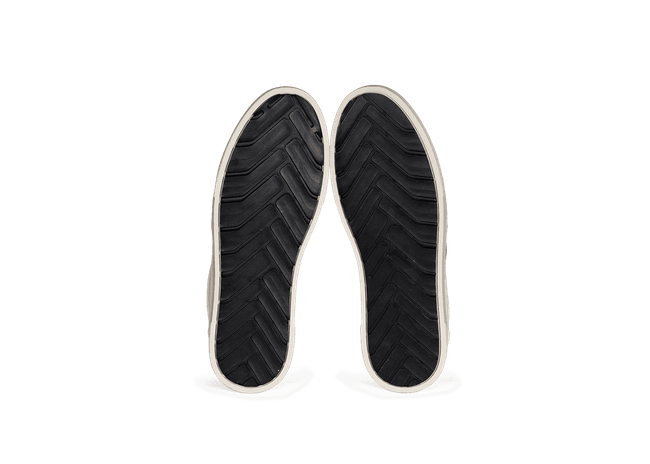 Chaussure semelle pneu recyclé suède off-white - glencoe - Oth num 4