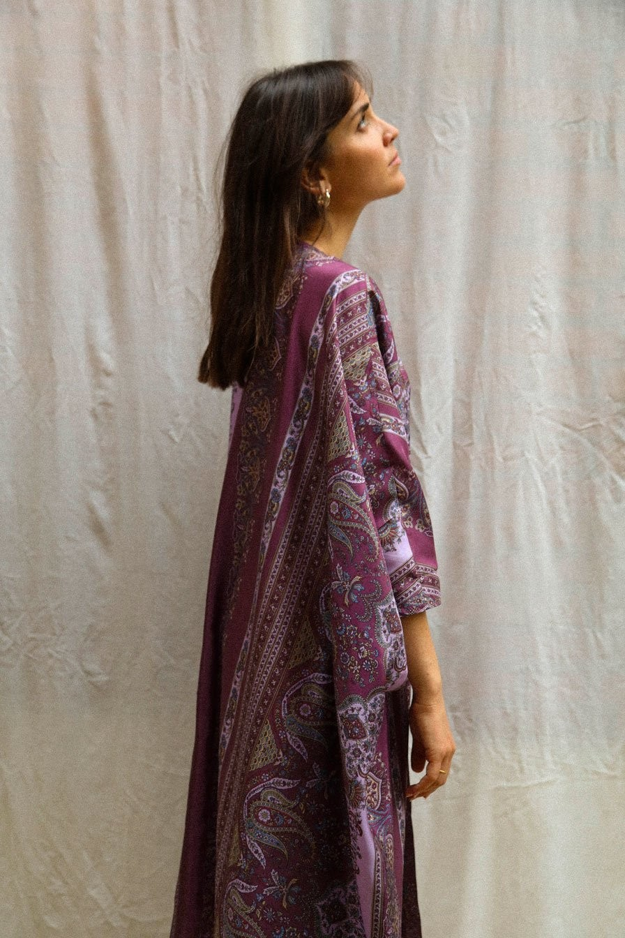 Carmen kimono - Nénés Paris