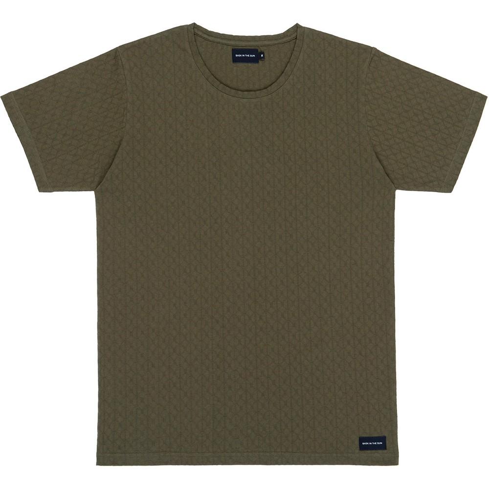 T-shirt en coton bio avocado aimar - Bask in the Sun