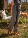 Pantalon large - Maison Alfa - 2