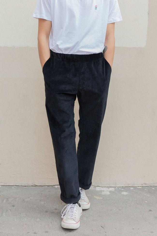 Pantalon tenerife velours - Noyoco