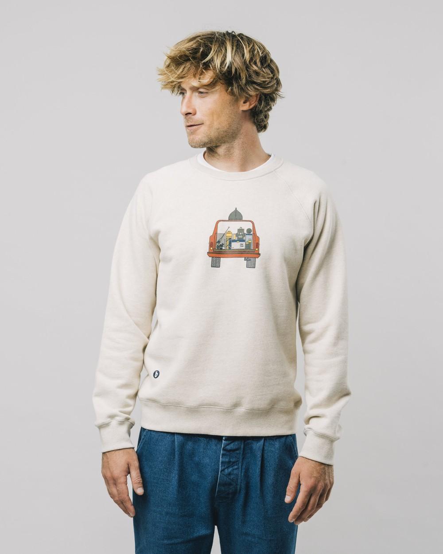 4wheels sweatshirt - Brava Fabrics