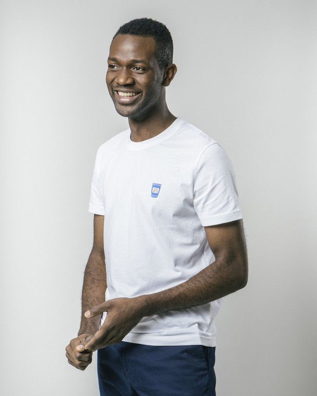 Nomad coffee x brava t-shirt - Brava Fabrics