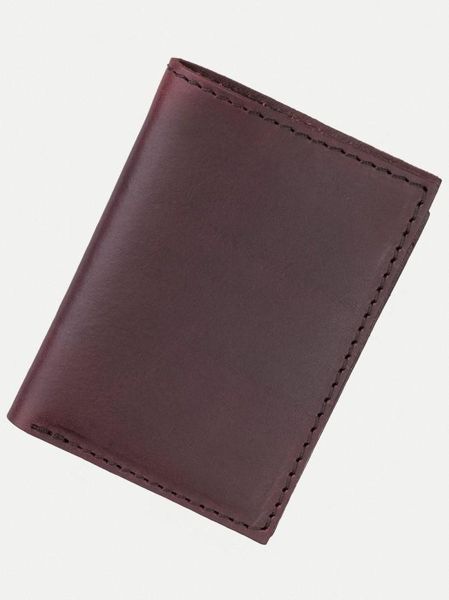 Portefeuille figue en cuir - hagdahl - Nudie Jeans
