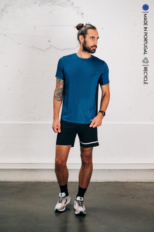 Wild tee-shirt - haut technique & recyclé - Nosc