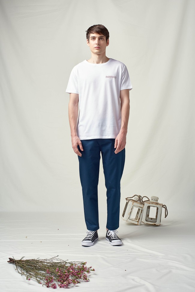 T-shirt coton bio noyoco - Noyoco num 1