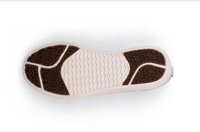 Chaussures recyclées havasu knit dark grey - Saola num 4