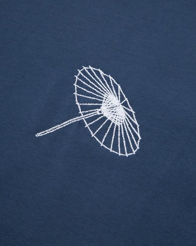 The osaka parasol oversized t-shirt - Brava Fabrics num 1