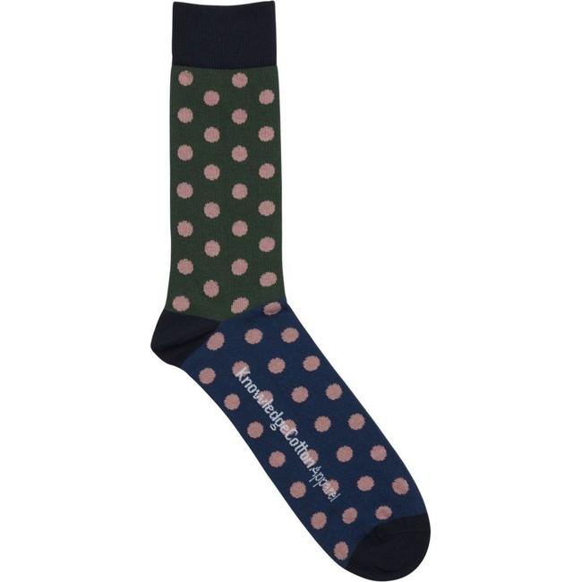 Pack chaussettes en coton bio - 4 paires - Knowledge Cotton Apparel