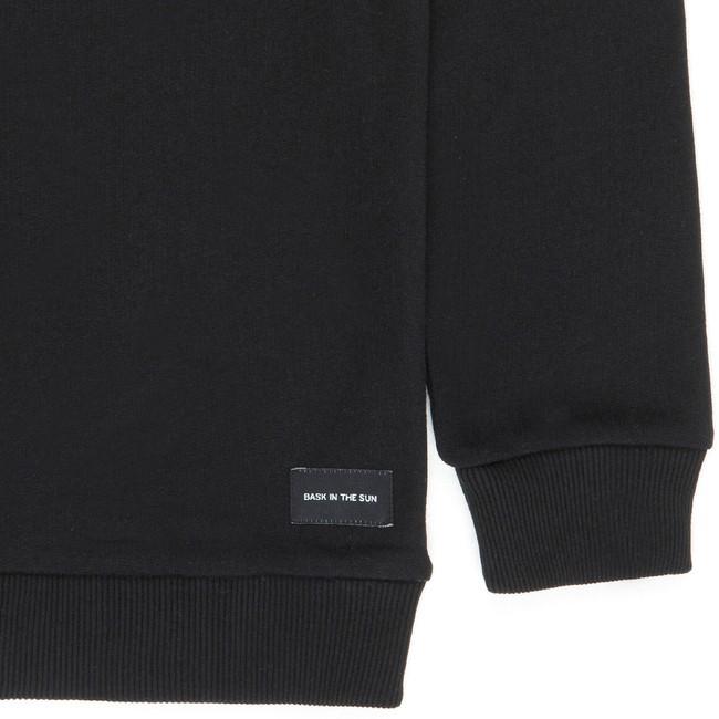 Sweat en coton bio black cards - Bask in the Sun num 3