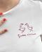 T-shirt | amour - L'arche de Charlie num 1