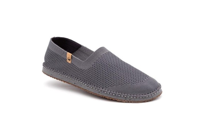 Chaussures recyclées sequoia charcoal - Saola