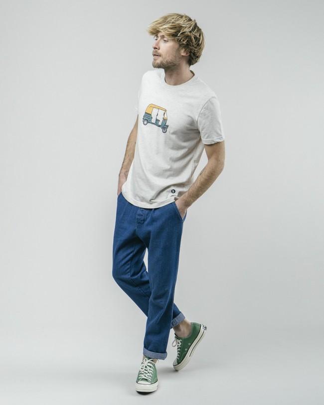 Tuk tuk race t-shirt - Brava Fabrics num 3