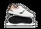 Chaussure en glencoe cuir blanc / suède nude - Oth num 0