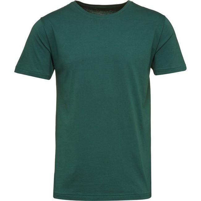 T-shirt vert en coton bio - Knowledge Cotton Apparel