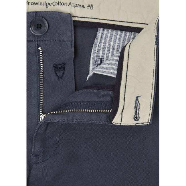 Pantalon indigo vintage en coton bio - Knowledge Cotton Apparel num 2