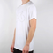 T-shirt blanc en coton bio vélo - Dedicated num 2
