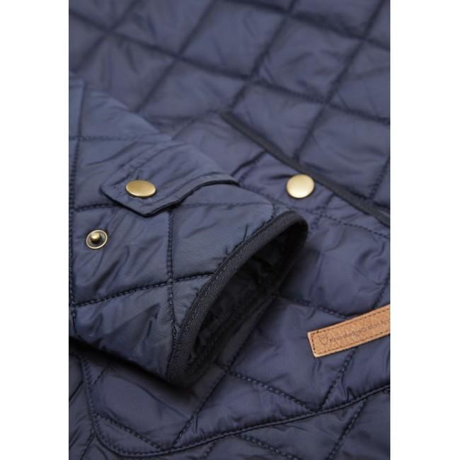 Veste matelassée en polyester recyclé - Knowledge Cotton Apparel num 3