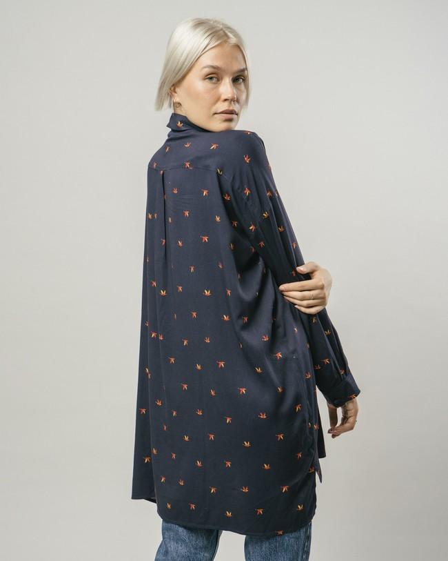 Bird's swarm printed dress - Brava Fabrics num 2