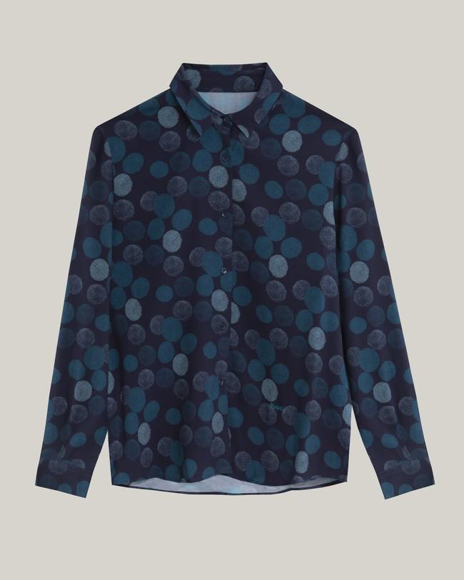 Hana bloom printed blouse - Brava Fabrics num 1