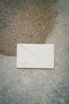 Triangle wallet - Walk with me - 2