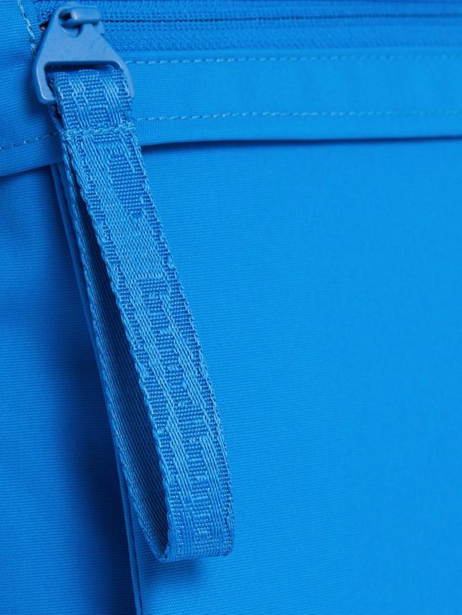 Sac à dos bleu recyclé - klak - pinqponq num 7