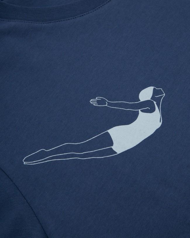 Vintage swimmer t-shirt - Brava Fabrics num 2