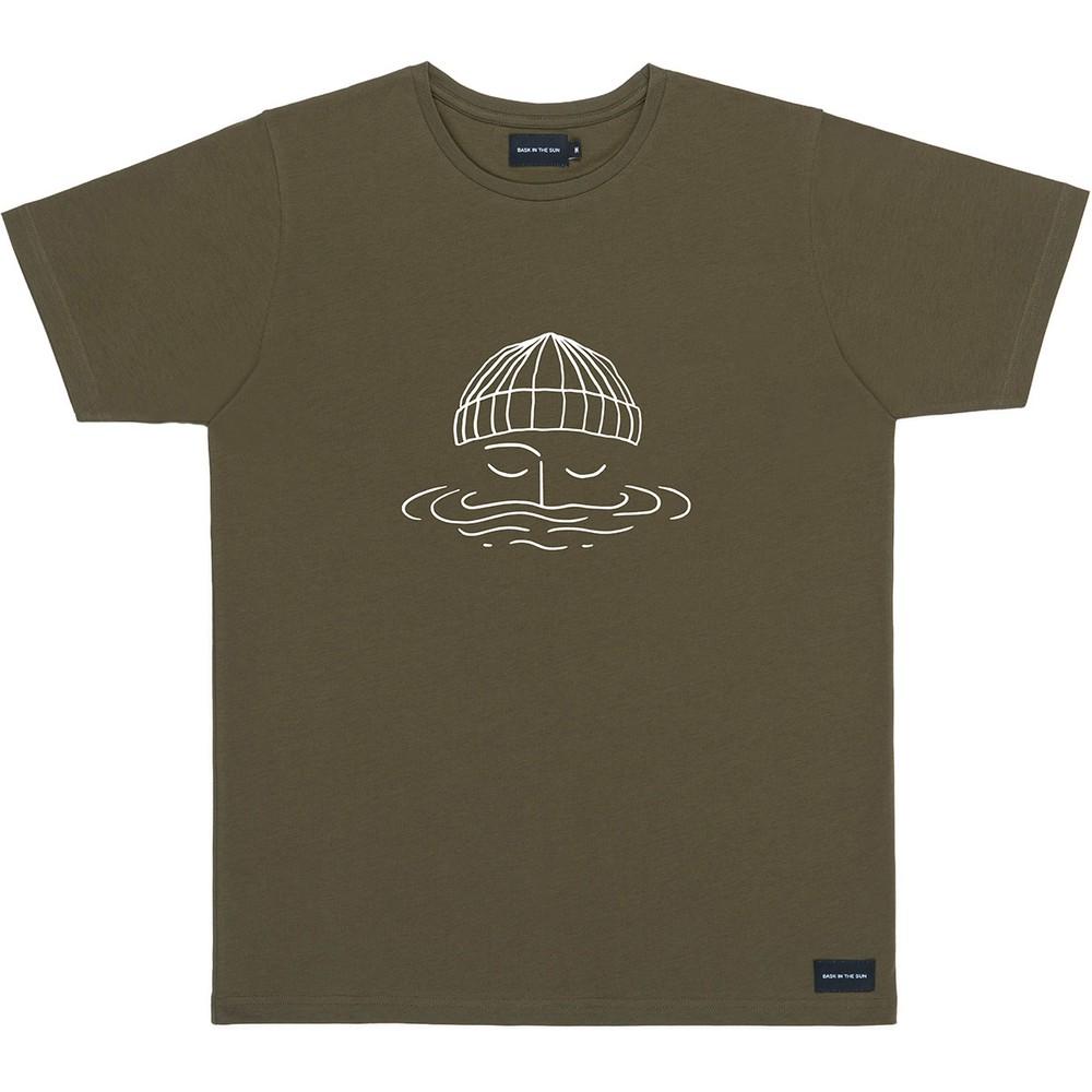 T-shirt en coton bio avocado sailor - Bask in the Sun