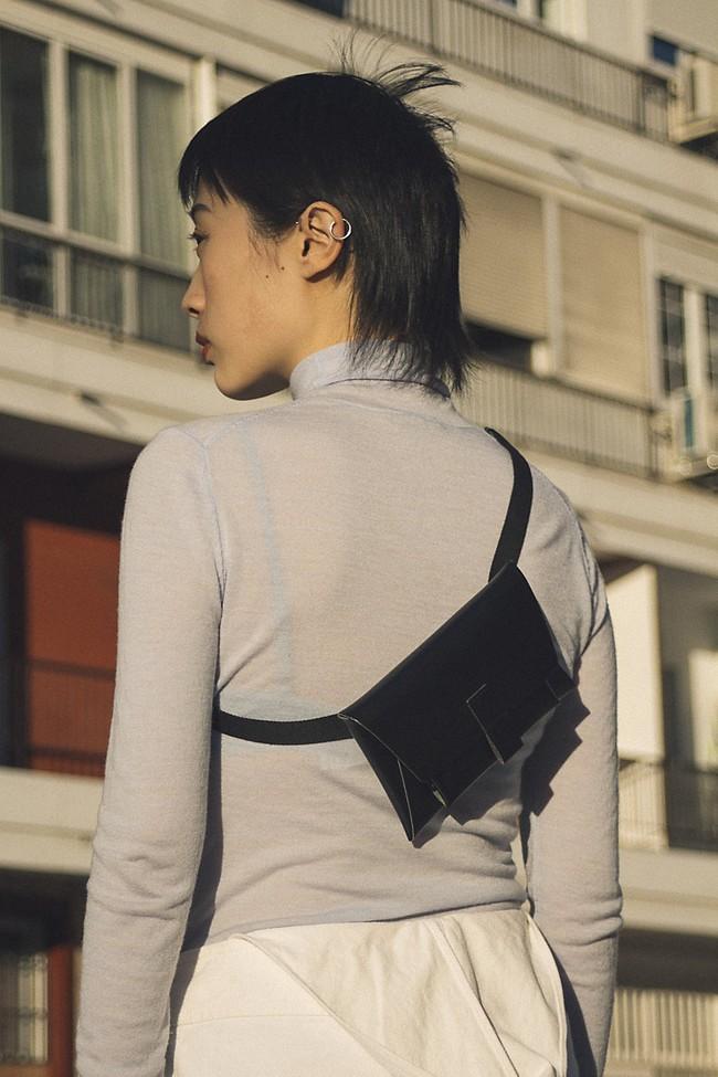 Kangaroo belt bag - Walk with me num 5
