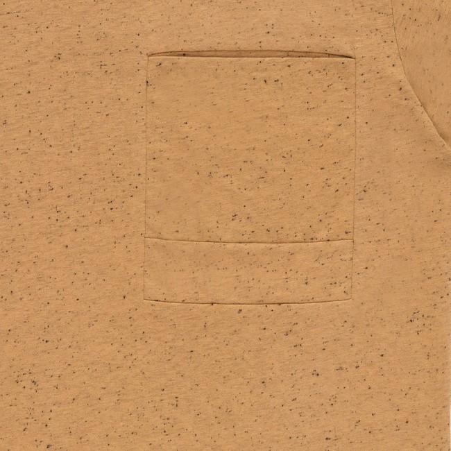 T-shirt en coton bio brown pantxoa - Bask in the Sun num 2