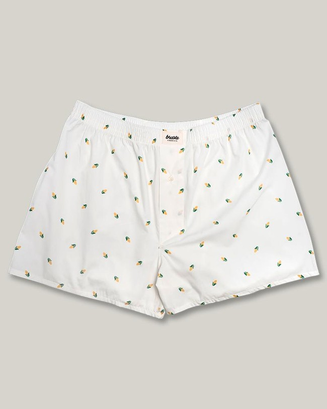 Corn party boxer - Brava Fabrics