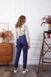 Pantalon kipants bleu écolier - Les Récupérables - 2