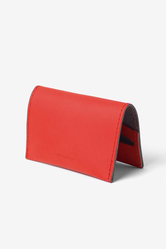 Bill fold wallet - Walk with me
