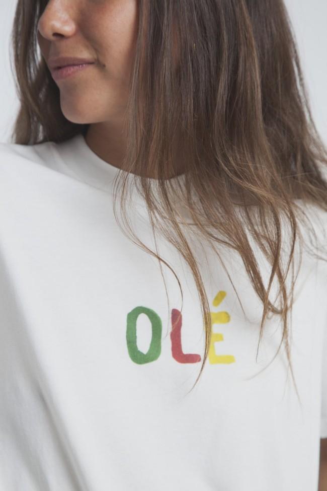 T-shirt en coton bio olé - Thinking Mu num 4