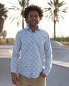 From the future to savannah printed shirt - Brava Fabrics - 8