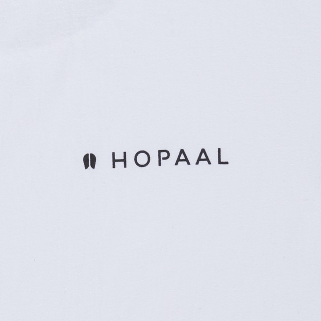 T-shirt recyclé - édition white - Hopaal num 2