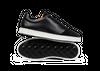 Chaussure en gravière cuir noir / suède noir - Oth - 1