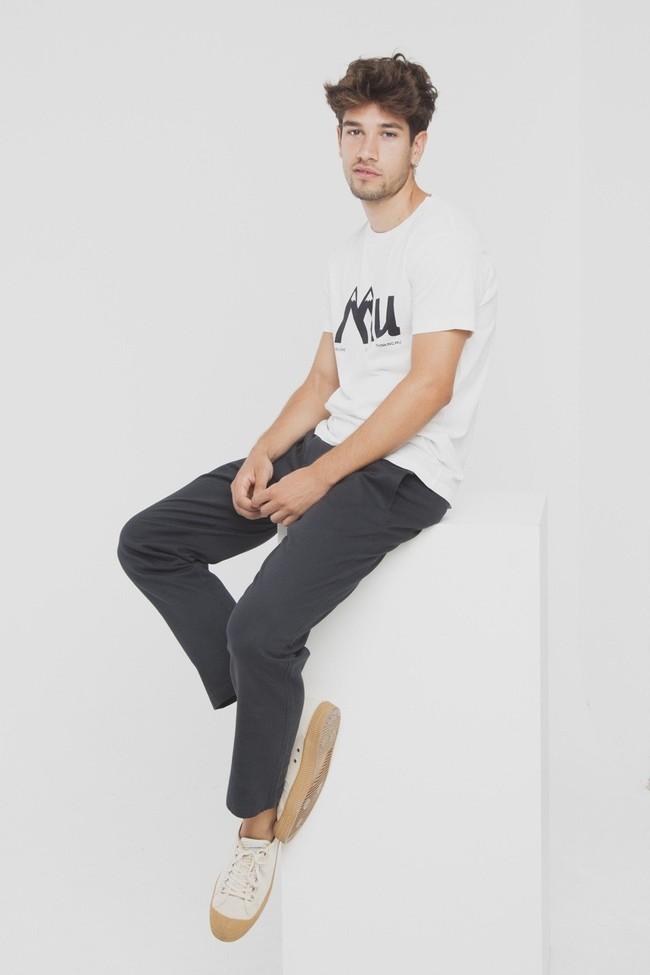 T-shirt en coton bio montagne mu - Thinking Mu num 2