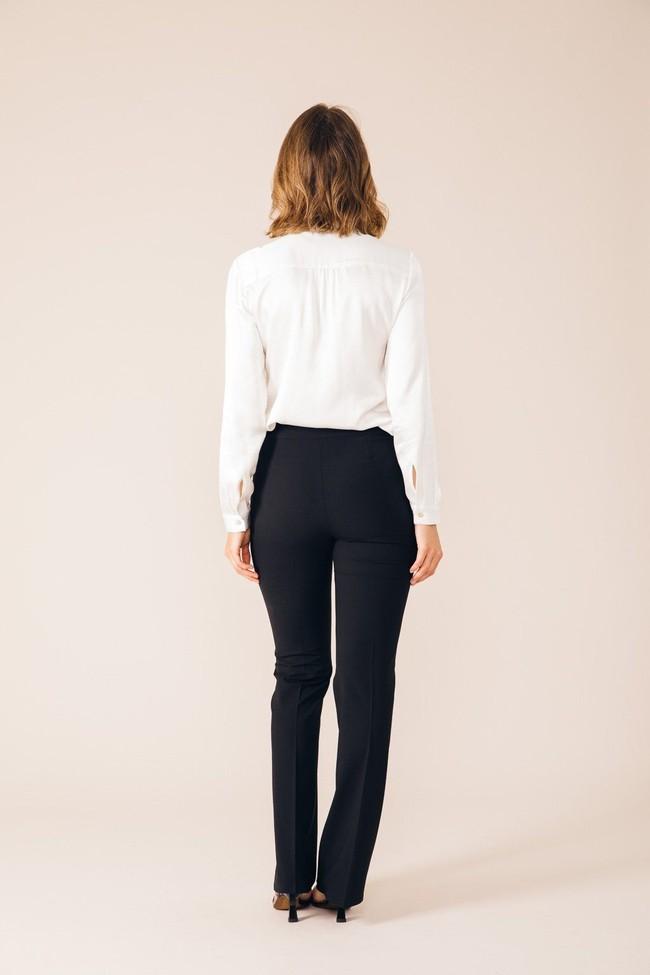 Pantalon tailleur oslo noir - 17h10 num 2
