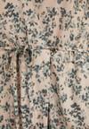 Robe midi à manches 3/4 fleurie en lenzing - rauhaa - Armedangels - 4