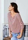 Tee-shirt pablo // mariniere rouge - Bagarreuse - 3