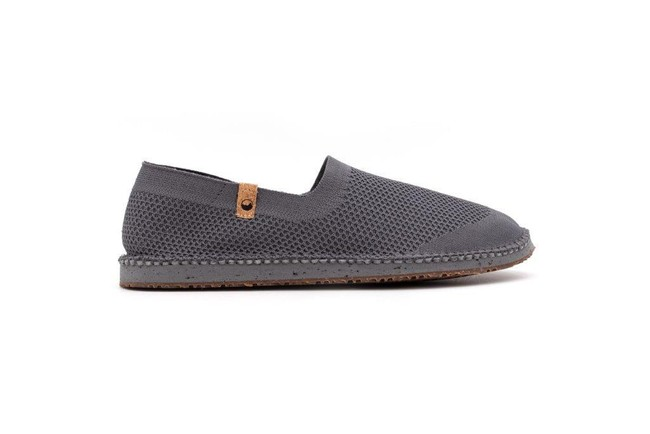 Chaussures recyclées sequoia charcoal - Saola num 2