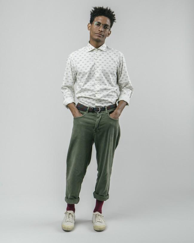 Fixed gear rider printed shirt - Brava Fabrics num 9