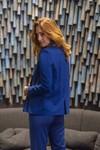 Veste tailleur boston bleu roi - 17h10 - 2