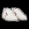 Chaussure en kelwood cuir blanc / peanut butter - O.T.A - 3
