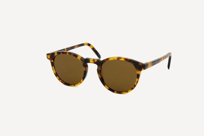 Lunettes de soleil - seattle yellow havana - Dick Moby num 1