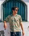 Lucha libre aloha shirt - Brava Fabrics - 4