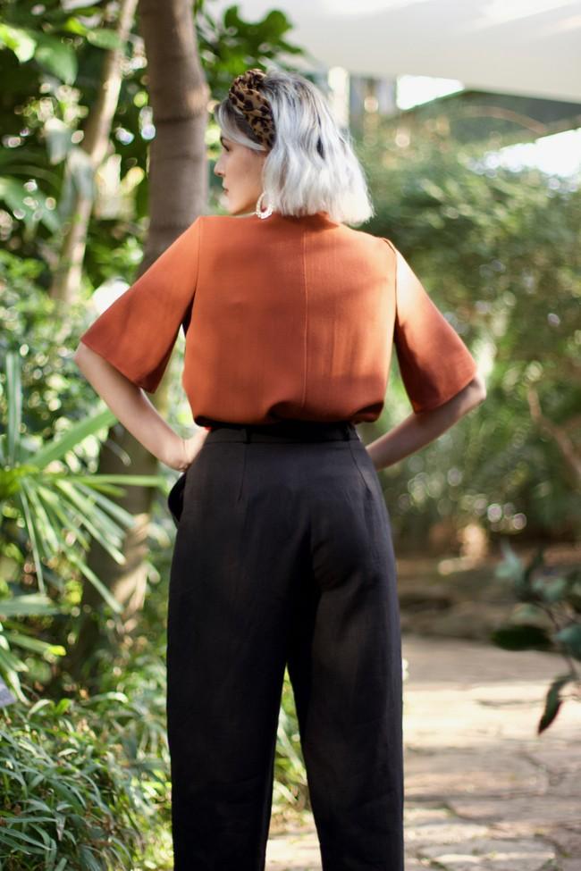 Pantalon paolo - Alfa num 1